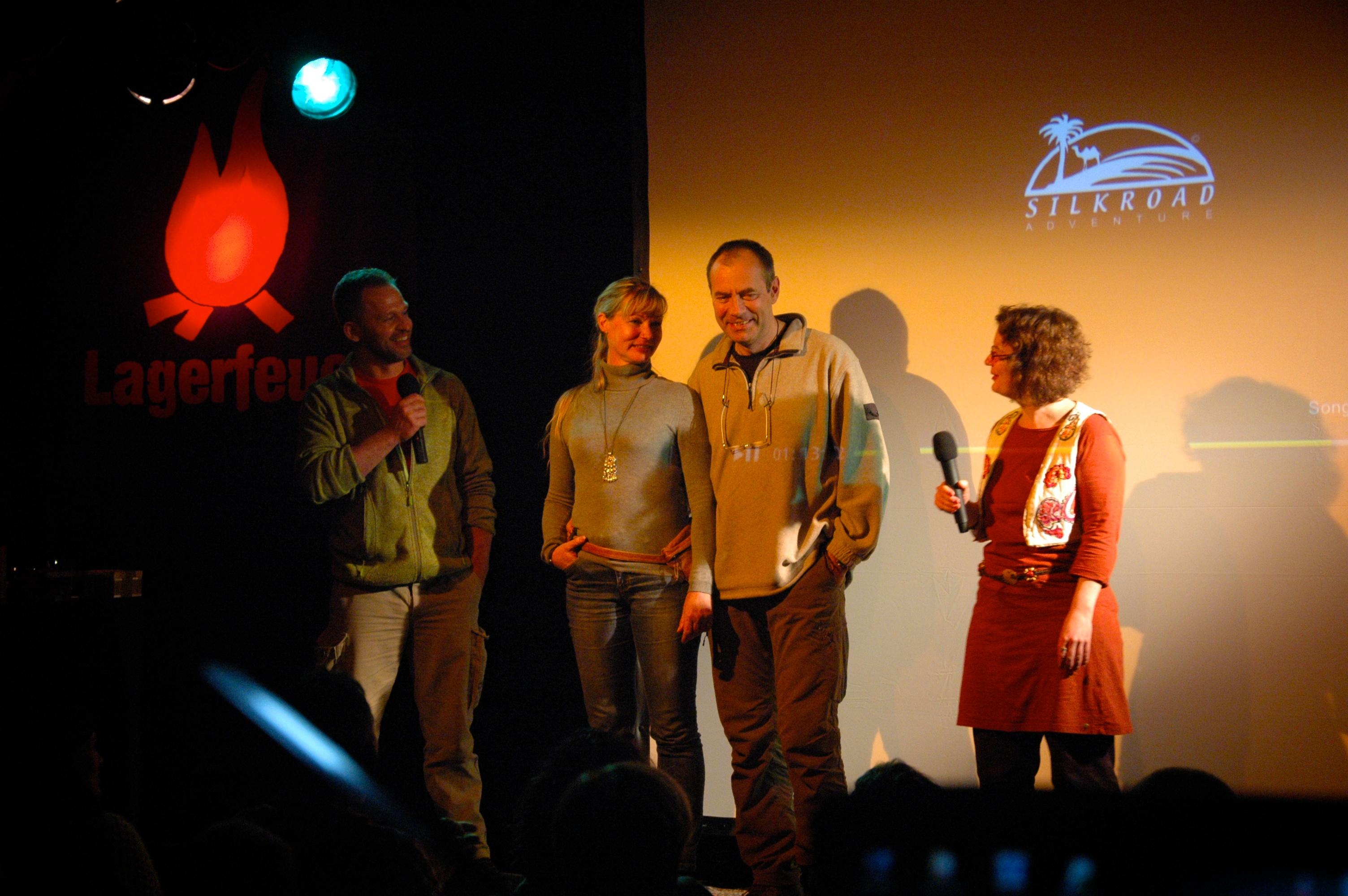 Bruno, Susanne & Thomas, Sonja