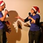 Die beiden Moderatoren Sonja und Bruno führen uns in gewohnter unterhaltsamer Art und Weise durchs Programm